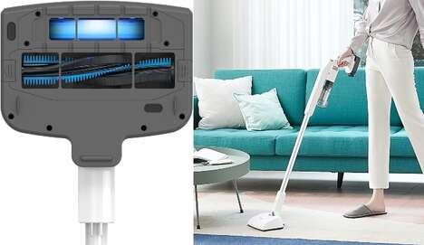 Sanitizing Vacuum Cleaners