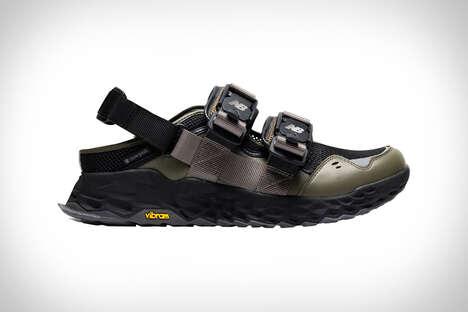 Collaboration Trail Shoe Sandals