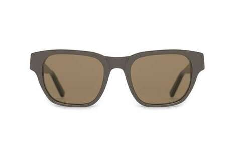 80s-Inspired Handmade Sunglasses