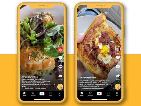Egg-Focused Restaurant Challenges