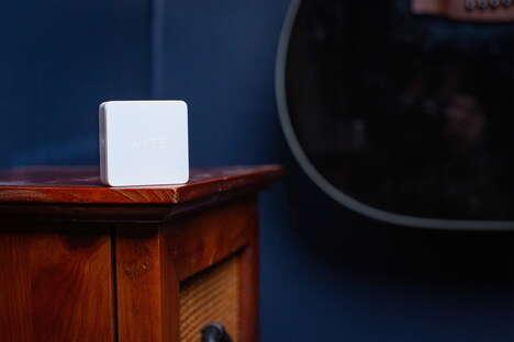 Leak-Sensing Smart Devices