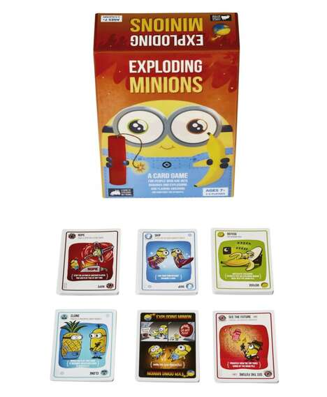 Animated Alien Card Games
