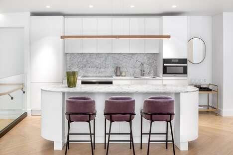 Luxuriously Elevated Condo Interiors
