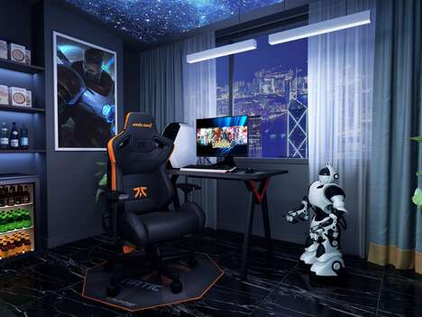 eSports-Backed Gaming Chairs