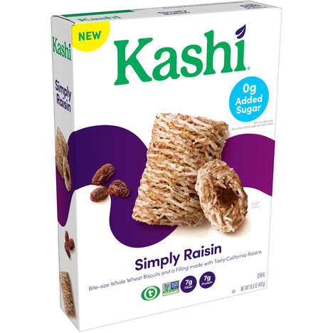 Raisin Biscuit Cereals