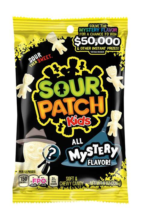 Mystery Sour Candies