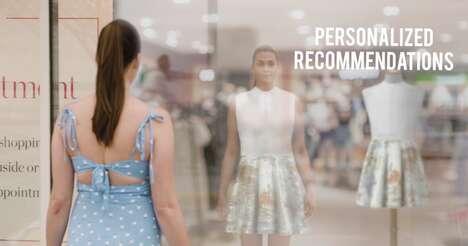 Shoppable Digital Wardrobes