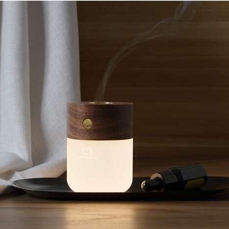 Smart Diffuser Lamps