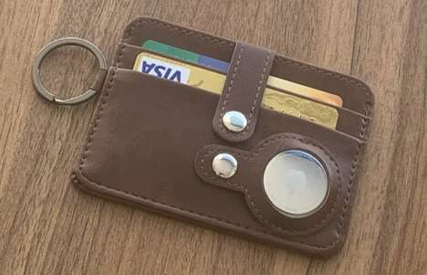 Minimalist Tracker-Friendly Wallets