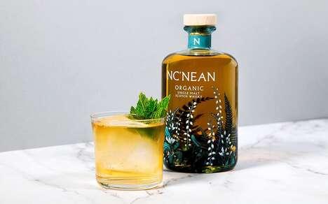 10 Organic Alcoholic Summer Refreshments