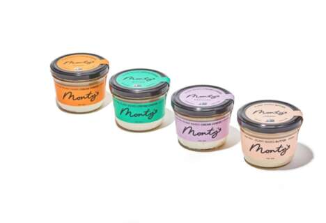 Cashew-Based Additive-Free Spreads