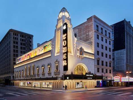 Historic Theater Tech Stores