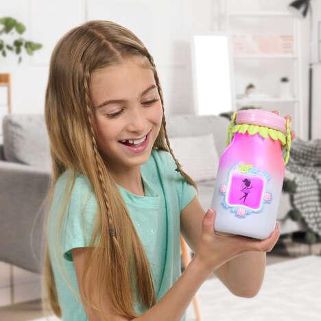 Fairy Jar Toys