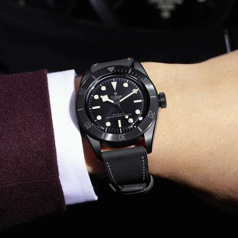 Clean Master Chronometer Watches