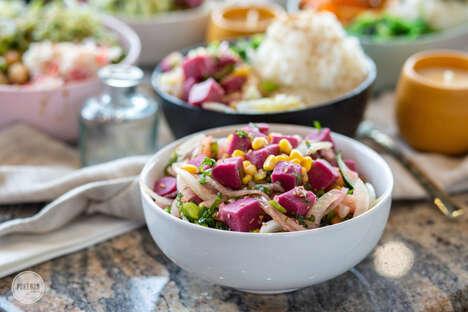 Plant-Powered Tuna Bowls