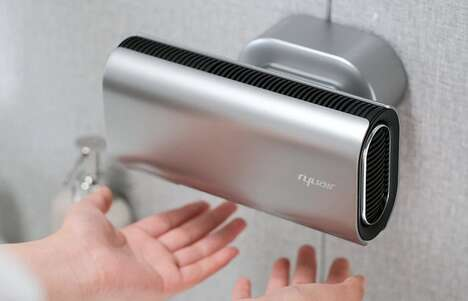 Efficient At-Home Hand Dryers