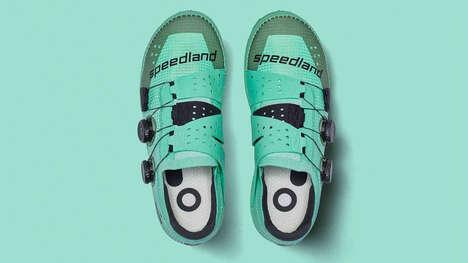 Modifiable Mountain-Ready Footwear