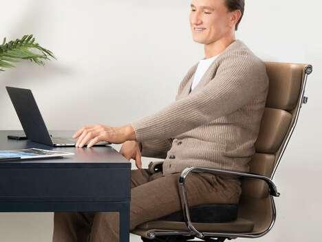 Heat-Responsive Chair Cushions