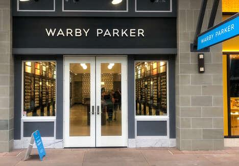 DTC Eyewear Public Listings