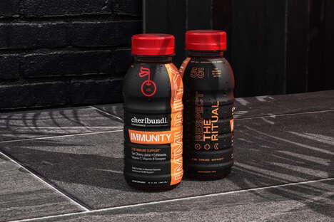 Tart Cherry Immunity Refreshments