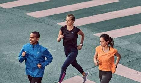 Mind-Uplifting Running Initiatives