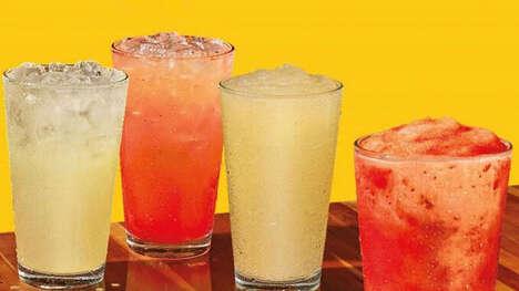 Summer-Ready Lemonade Lineups