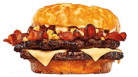 Extra Cheesy Burger Combos
