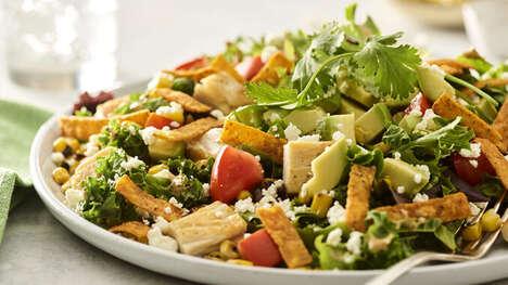 Globally-Inspired Summer Salads