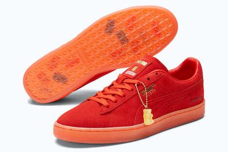 Gummy Bear-Inspired Sneakers
