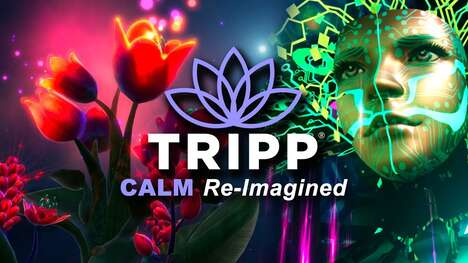 Virtual Reality Meditation Apps