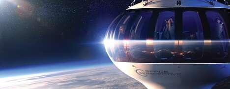 Luxe Exploratory Space Tours