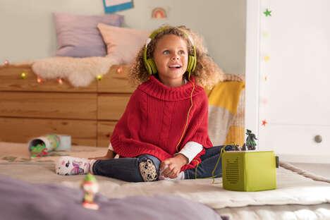 Shareable Kids Headphones