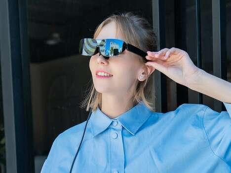 Cinema-Quality Display Eyewear