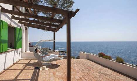 Sustainable Seaside Swinging Seats