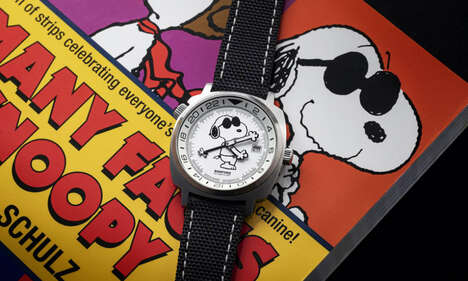 Iconic Cartoon Character Timepieces