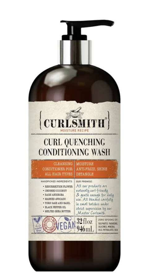Cruelty-Free Conditioning Co-Washes