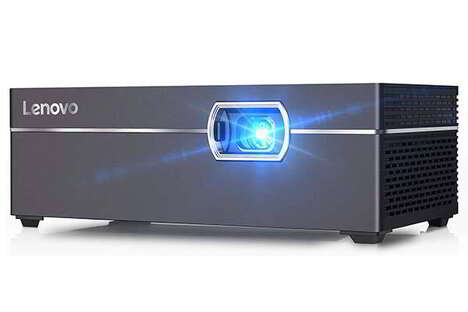 Compact Connected Projectors