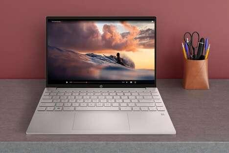 Lightweight Sustainable Laptops