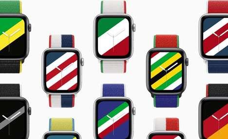 Celebratory Smartwatch Bands