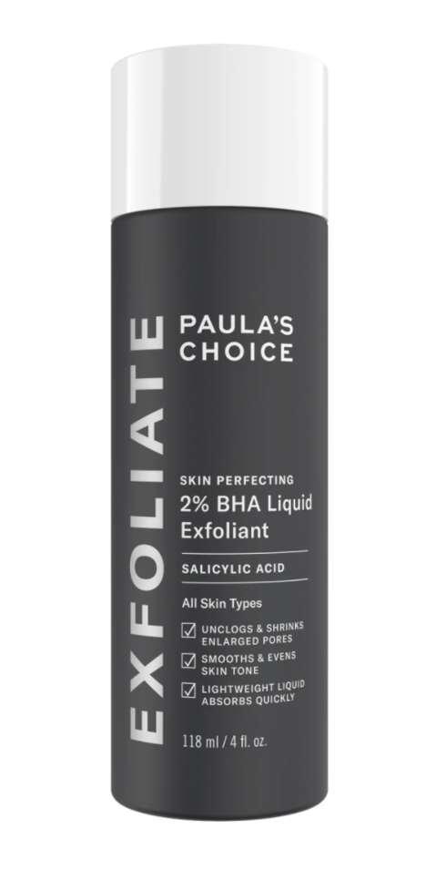 Skin-Perfecting Liquid Exfoliants