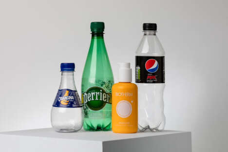 Enzyme-Recycled Plastic Packaging
