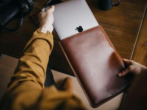 Demure Laptop Storage Sleeves