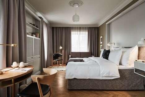 Sleep-Focused Nordic Hotels