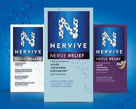 Nerve Pain Relief Products