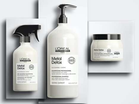 Professional Brightening Haircare