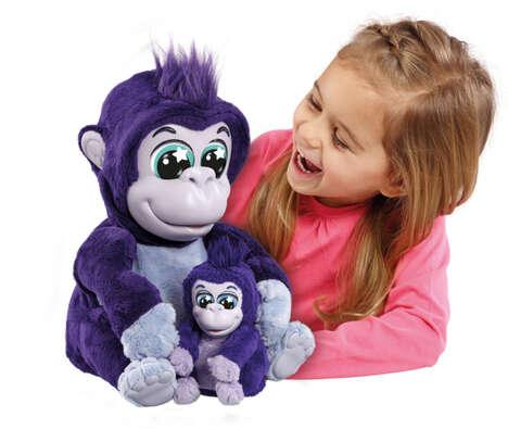 Animated Gorilla Toys