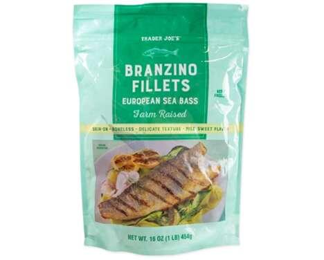 Frozen Branzino Fillets