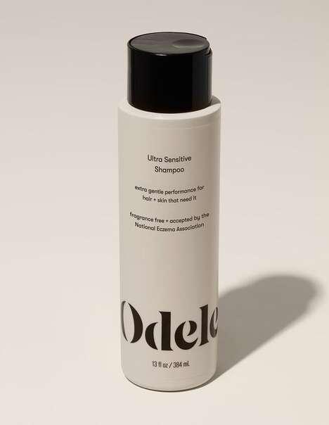 Ultra-Sensitive Shampoos