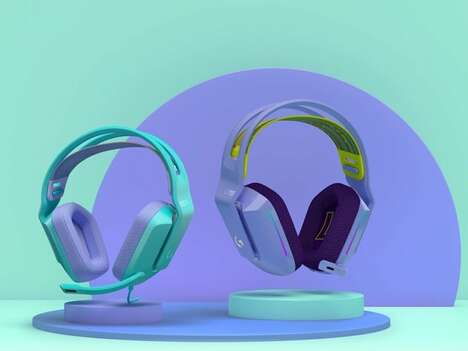 Suspension System Gaming Headsets