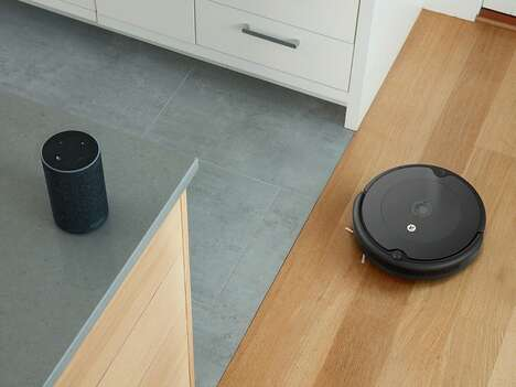 Triple-Stage Cleaning Robotic Vacuums